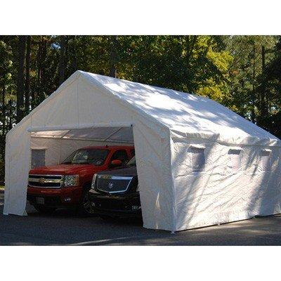 King Canopy 20 Ft x 20 Ft Sidewall Kit with Flaps