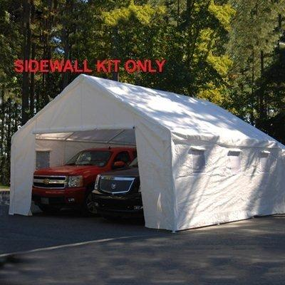 King Canopy Sidewall Kit with Flaps