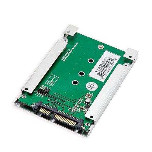 M.2 (NGFF) SSD to SATA III 2.5
