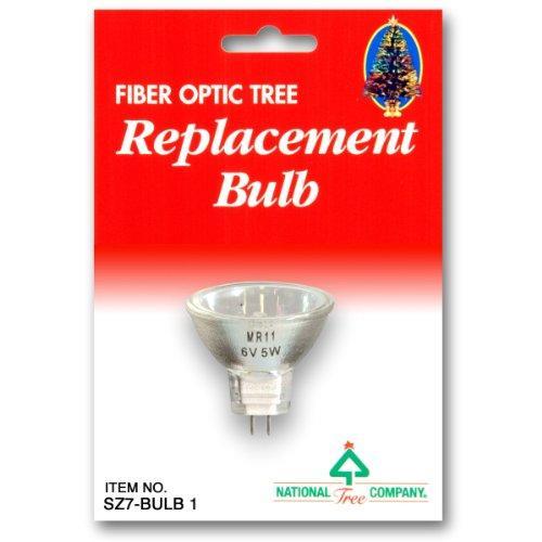 National Tree Fiber Optics 6V-5W Replacement Bulb