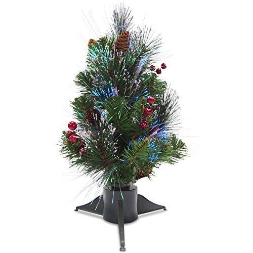 National Tree Fiber Optic Crestwood Spruce Tree