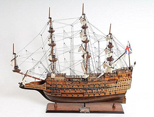 Old Modern Handicrafts Sovereign of the Seas [Item # T077A]