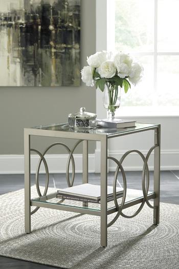 Charmoni End Table