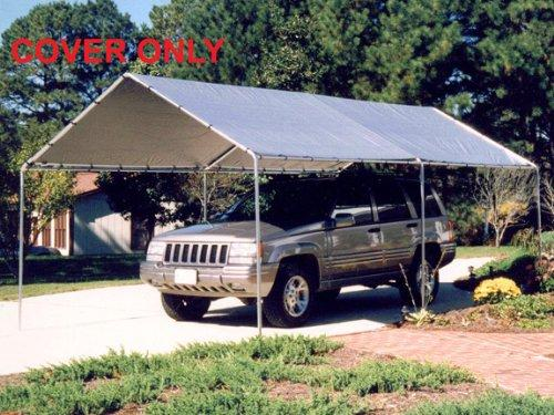 King Canopy Silver Cover