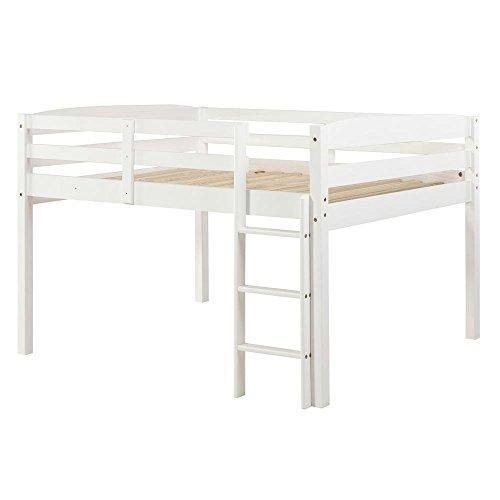 Concord Full Size Junior Loft Bed [Item # T1303F]