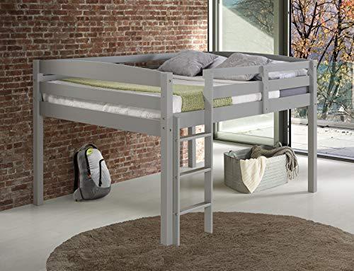 Camaflexi Concord Full Size Junior Loft Bed