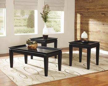 Delormy Occasional Table Set