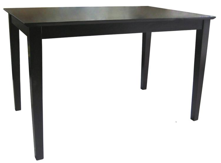 International Concepts Shaker Styled Table