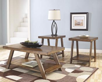 Bradley Occasional Table Set