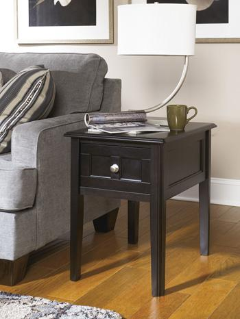Henning Chair Side End Table