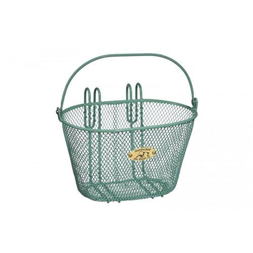 Surfside Child Mesh Wire Basket, Turquoise