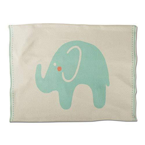 TAG Elephant Stroller Blanket