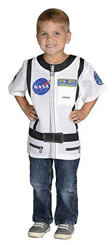 My 1st Career Gear Astronaut, (White), ages 3-6 (72 Pack) [Item # TASW]