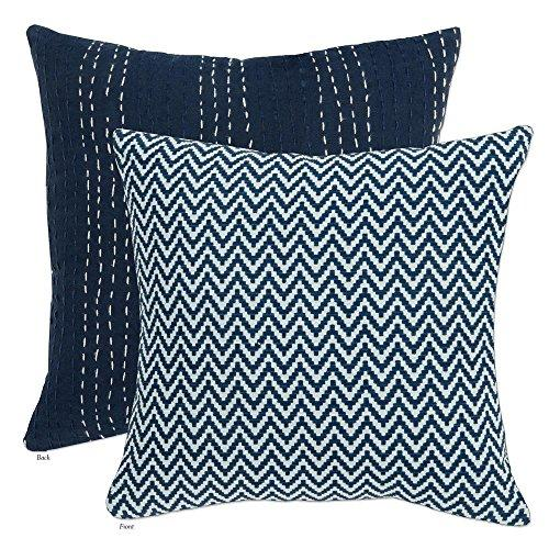 True Blue 12X12 Pillow