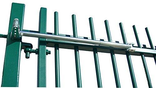 TB 450 Adjustable Hydraulic Gate Closer, Grey