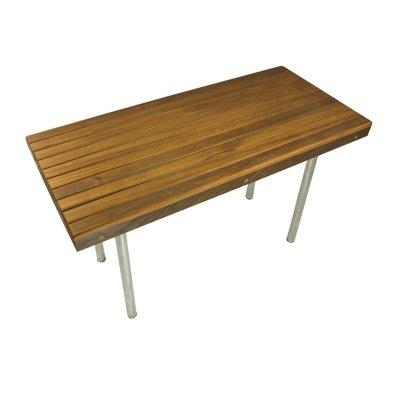 Commercial Legged Bench