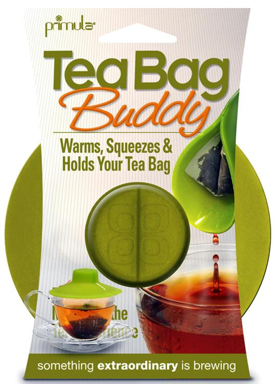 Tbgn-0142 Tea Bag Buddy Green