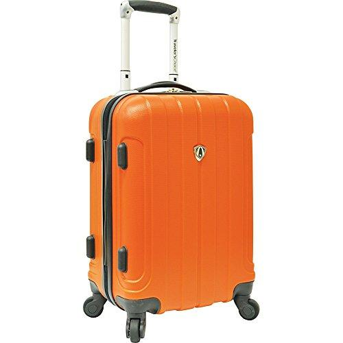 Traveler?s Choice Cambridge 20? Hardsided Carry-On Spinner