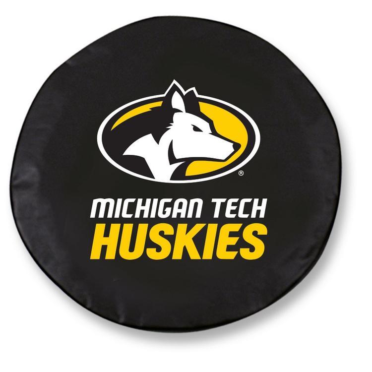 Michigan Tech Tire Cover