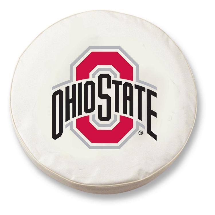 Holland Bar Stool NCAA Ohio State Buckeyes Tire Cover