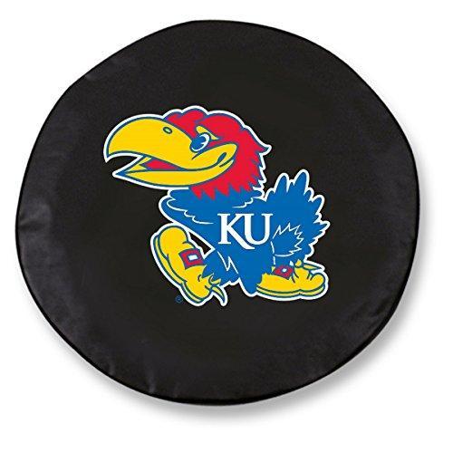 Kansas Tire Cover [Item # TCH2KnsasUBK]