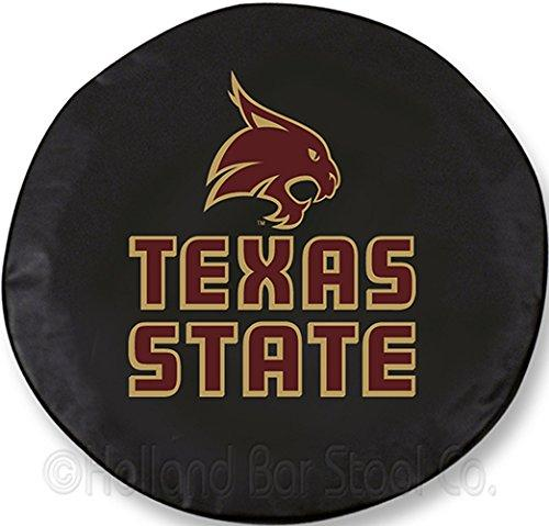 Texas State Tire Cover [Item # TCJTexsStBK]