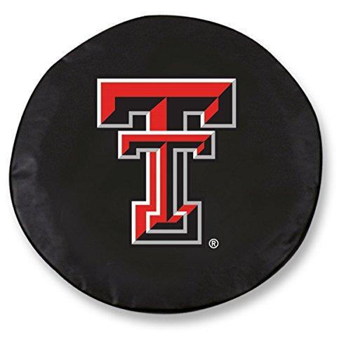 Texas Tech Tire Cover [Item # TCJTXTechBK]