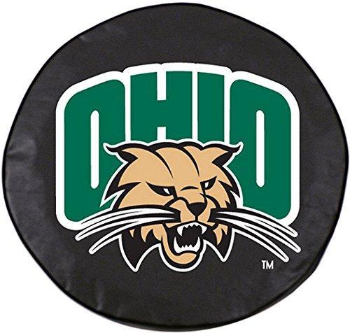 Ohio University Tire Cover [Item # TCJUnivOHBK]