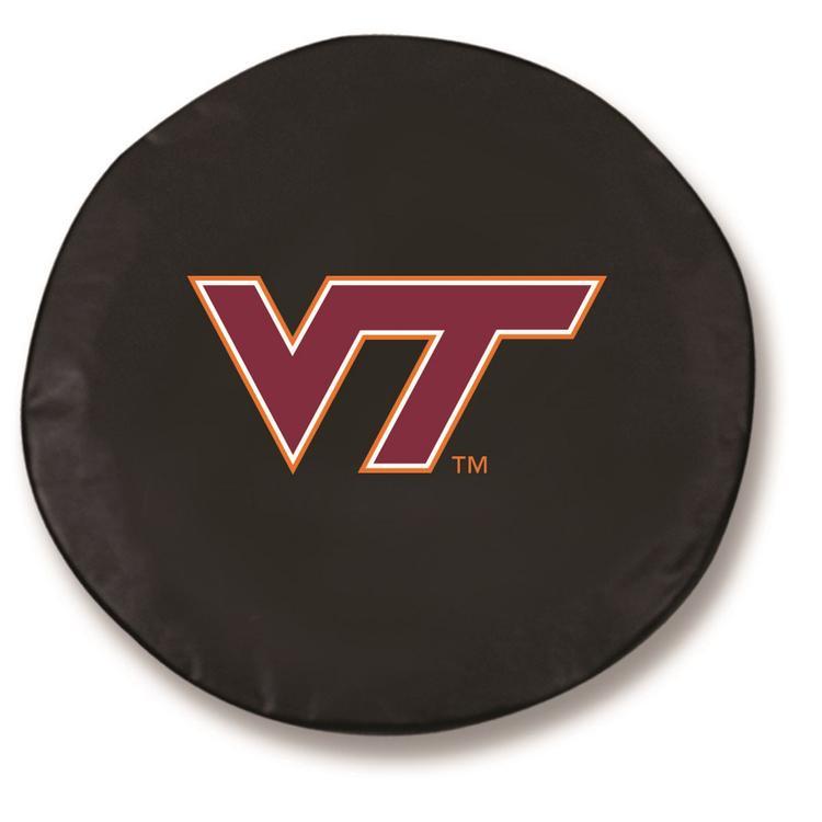 Virginia Tech Tire Cover [Item # TCJVATechBK]