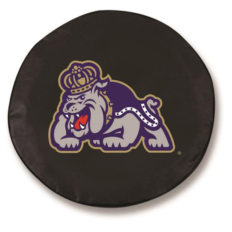 James Madison Tire Cover