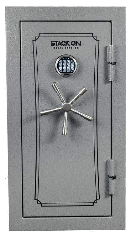 Stack-On Executive with Elec. Lock