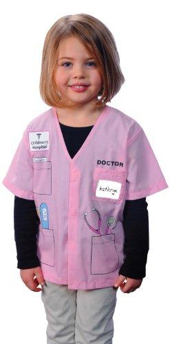 My 1st Career Gear Dr. (Pink), ages 3-6 (72 Pack)