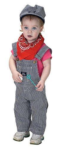 Jr. Train Engineer Suit, size 18Month