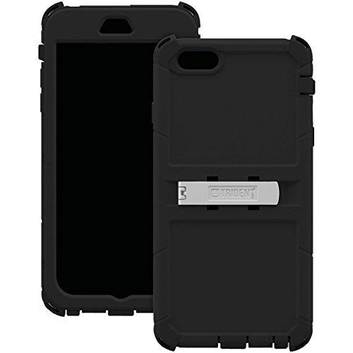 TRIDENT KN-API655-BK000 iPhone(R) 6 Plus/6s Plus Kraken(R) Series Case with Holster (Black)