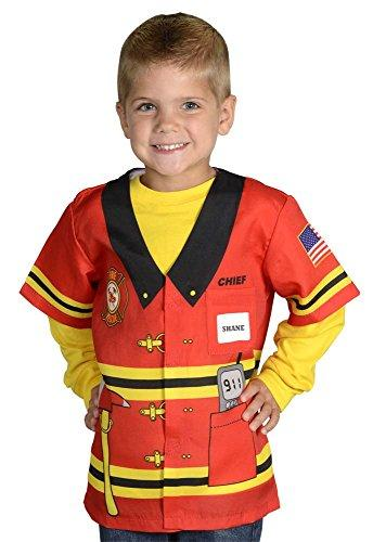 My 1st Career Gear Firefighter, ages 3-6 (72 Pack)