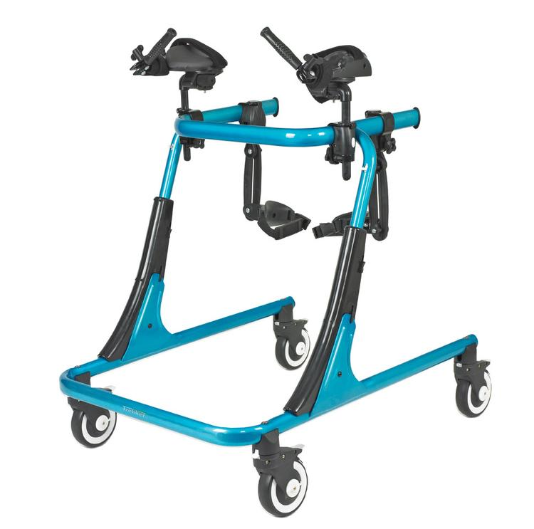 Large Thigh Prompts for Trekker Gait Trainer