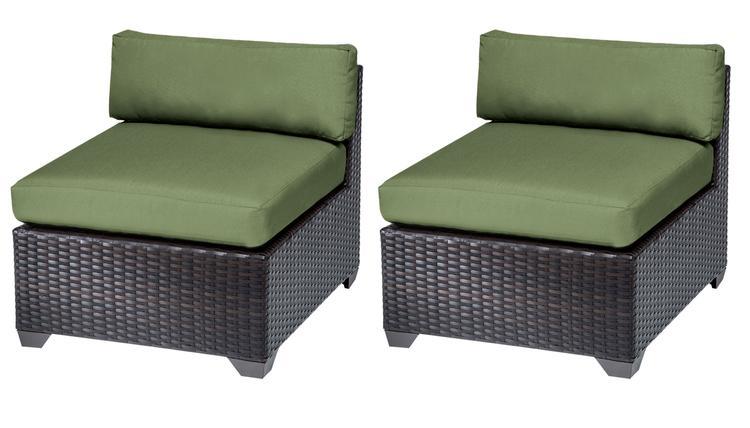 Belle Armless Sofa 2 Per Box