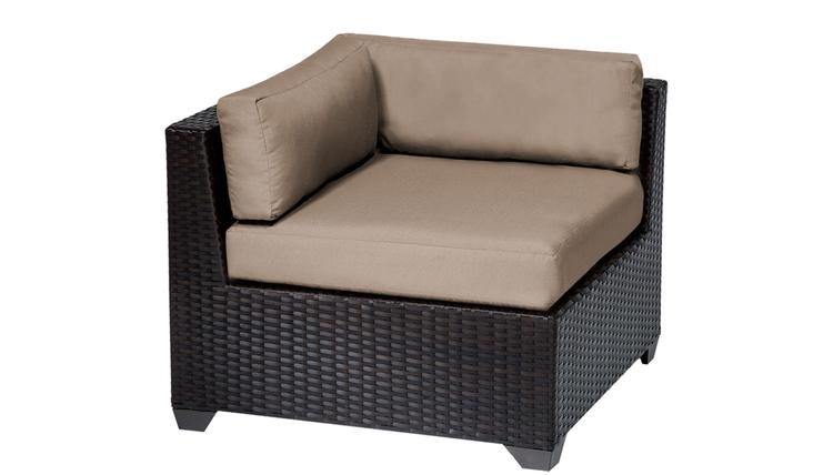 TK Classics Belle Corner Sofa