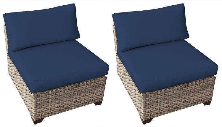 Monterey Armless Sofa 2 Per Box