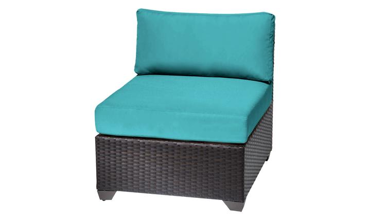 Barbados Armless Sofa