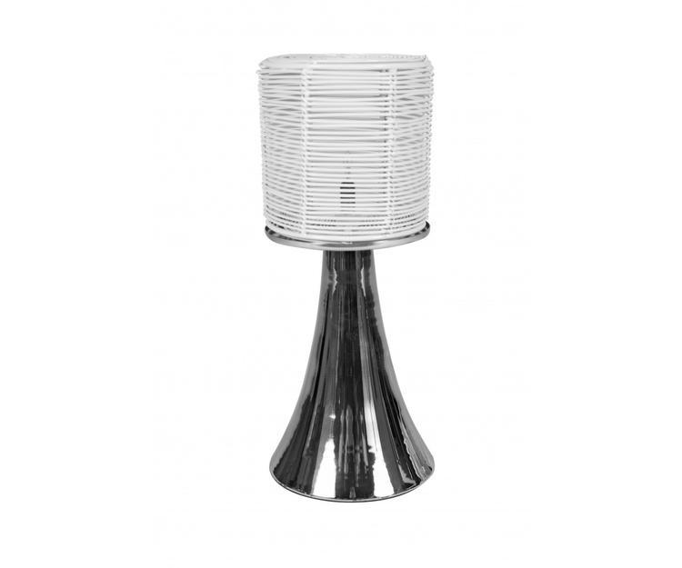 Clark Table Lamp [Item # TL1183-WHT]