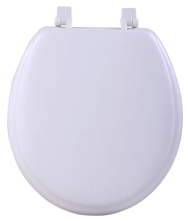 Fantasia Soft Standard Vinyl Toilet Seat
