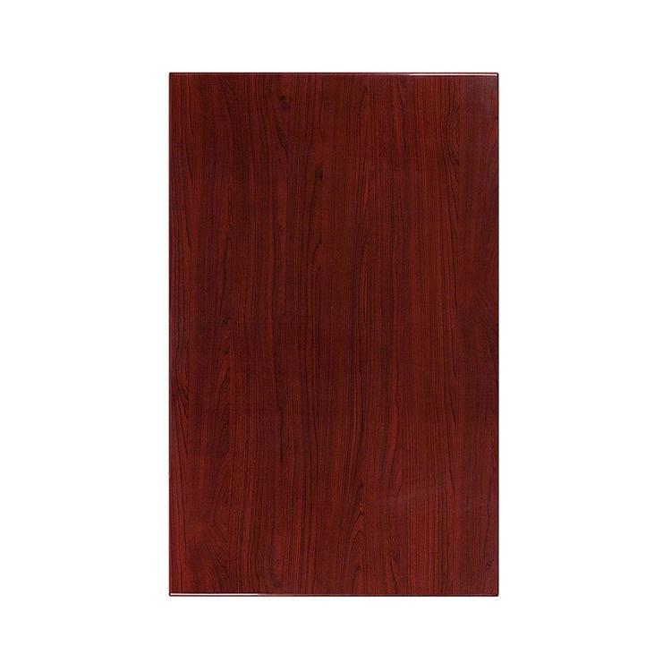 Flash Furniture 30'' x 48'' Rectangular Resin Mahogany Table Top