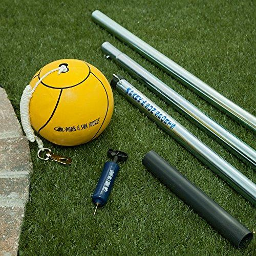 Deluxe Tetherball Set