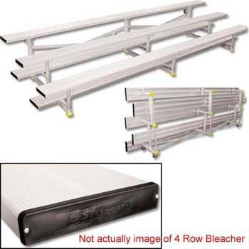 BSN Sports Preferred Tip N' Roll Bleacher