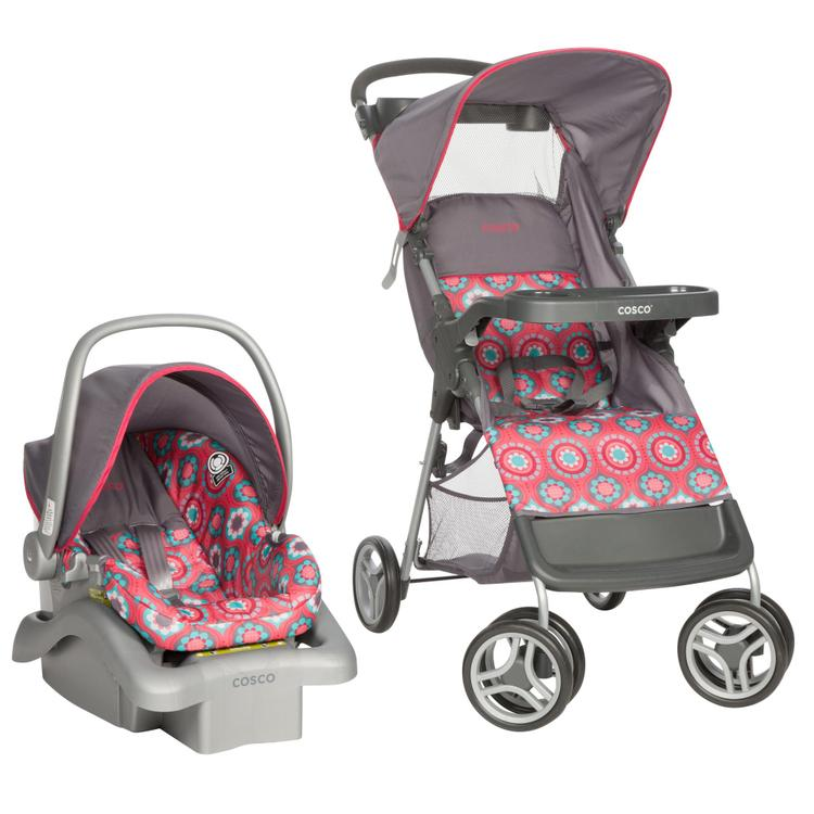 Cosco Lift And Stroll Travel System [Item # TR355DCC]