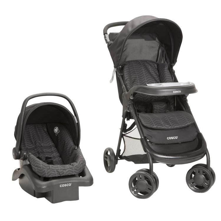 Lift And Stroll Travel System