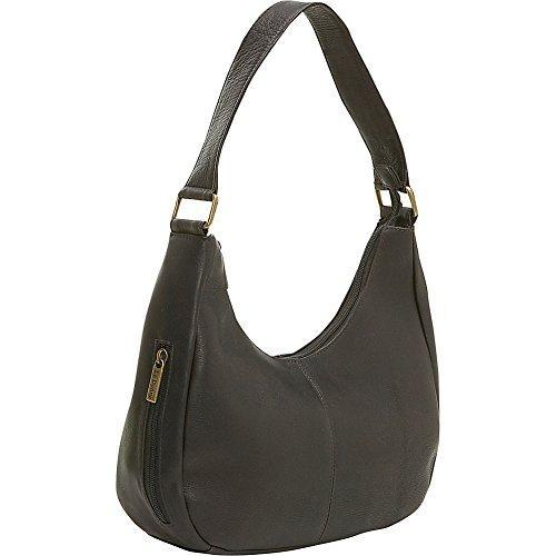 Side Zip Shoulder Bag