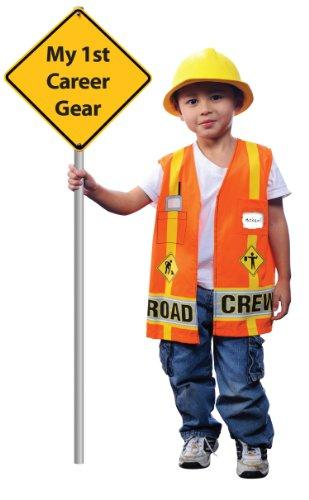 My 1st Career Gear Road Crew, ages 3-6 (72 Pack)