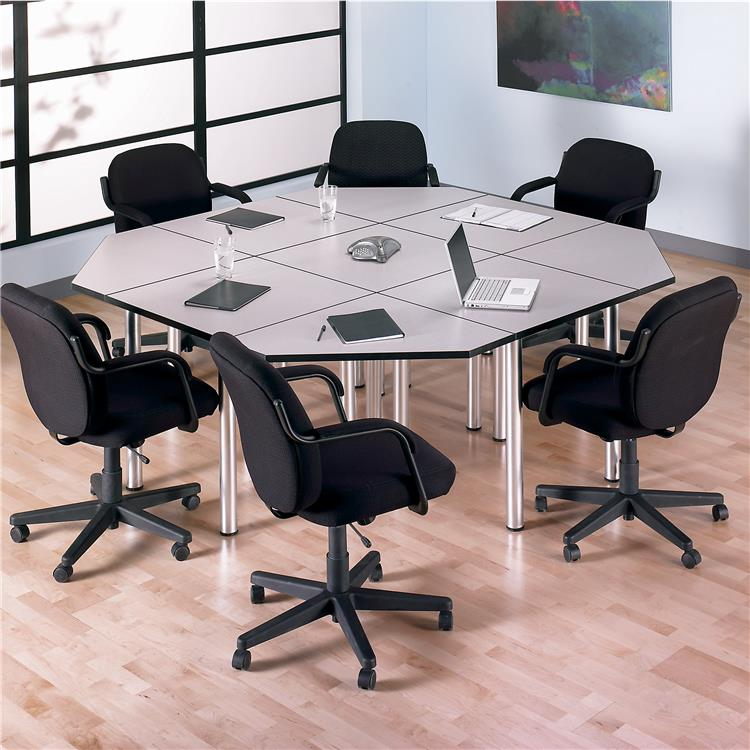 Bush  Furniture Aspen Tables 28-1/2W Square Table in White Spectrum
